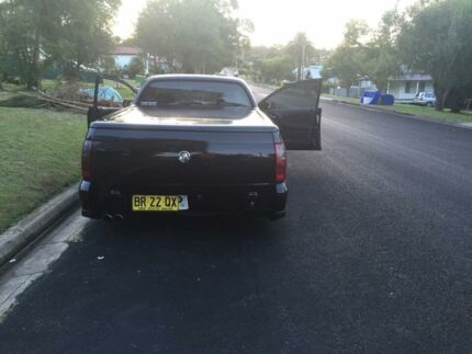 Swap VZ v6 ute Newcastle West Newcastle Area Preview