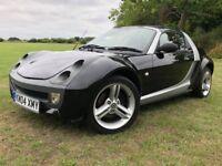 Smart Roadster 2004 Jack Black