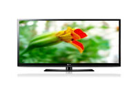 LG 50 INCH FULL HD DIGITAL FREEVIEW TV HDMI..USB... WITH REMOTE NO STAND WAS WALL MOUNTED