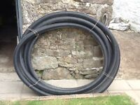 PERFORATED LAND DRAIN COIL PIPE 60feet 80mm