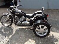 Trike Yamaha 650 XVS Dragstar