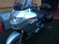 BMW R1150RT MOTD AND RECENT FULL SERVICE DOCUMENTED HISTORY INCLUDED (SOLD PENDING COLLECTION)