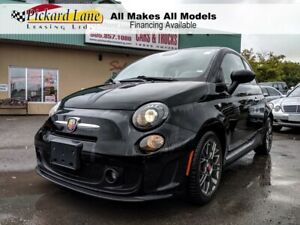 2014 Fiat 500 Abarth ABARTH!!! CERTIFIED!!