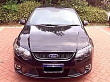 2010 Ford XR6 Turbo 50th Anniversary South Perth South Perth Area Preview