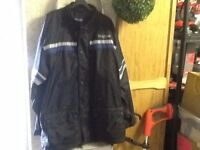 Triumph Motorcycle Jacket and Trousers