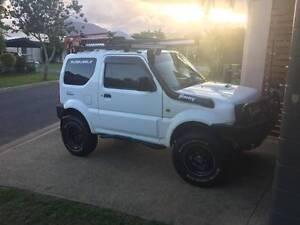 2001 Suzuki Jimny Wagon White Rock Cairns City Preview