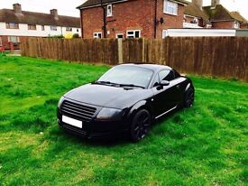 2002 AUDI TT 1.8Turbo Quattro - Clean, Tidy, Just Serviced, Audi Main Dealer Service History