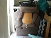 Electric recliner sofa ONLY chair not for sale