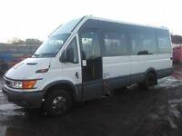 Iveco 50c13 Minibus BREAKING