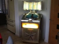 Very rare 1961 ami continental 1 manual 200 play jukebox
