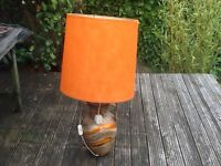 West German made? Lamp and shade