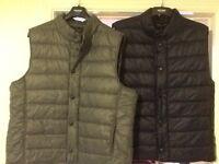 Men's clothes bundle no.10 - 2 x Jasper Conran gilets in 3XL