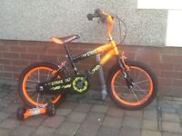 Boy's 16 inch bicycle