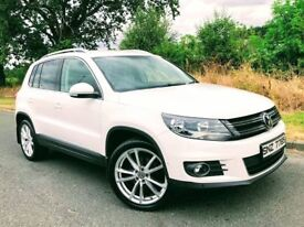 2013 Volkswagen Tiguan 2.0 TDI SE TDI BLUETECH 4 MOTION****Finance Available****
