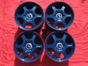 Volk Daytona GT-P wheels 17x8.5 17x9.5 5x114.3 NOS rare forged Kalorama Yarra Ranges Preview