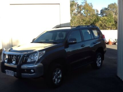 Landcruiser Prado GXL Auto wagon Caboolture Caboolture Area Preview