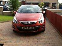 2012 corsa active 3door immaculate condition