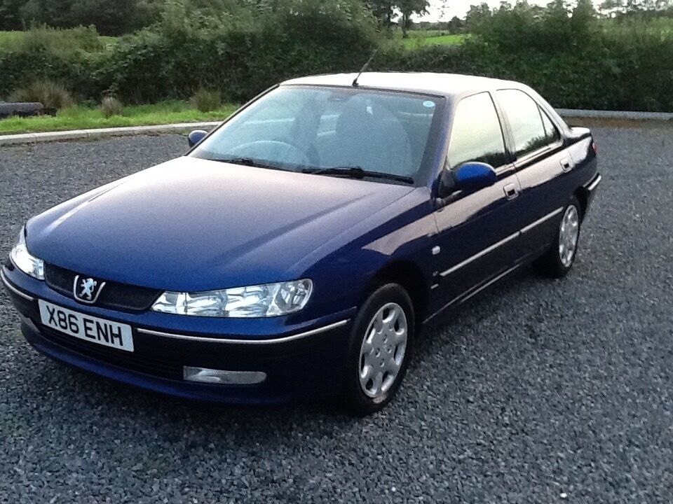2000 peugeot 406 2 0 hdi 90bhp 8 months mot blue 4xe windows great driver air con good condition. Black Bedroom Furniture Sets. Home Design Ideas