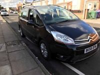 Automatic 7 seats Diesel Citroen Grand C4 Picasso 2.0 HDi 16v VTR+ EGS 5dr