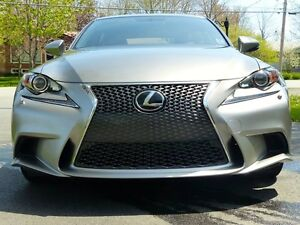 2014 Lexus IS250 - F Sport Executive AWD - Financing Available
