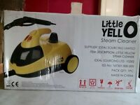 Yello Steamer cleaner brand new