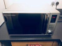 Grey Russell Hobbs RHM2362S Microwave 800W