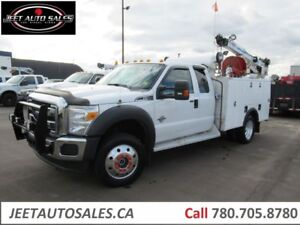 2015 Ford Ford F-550 XLT XLT Ext.Cab Service truck