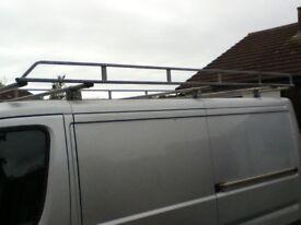 Citroen relay roof rack (boxer/fiat)