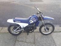 Yamaha pw 80 PX WELCOME £550.