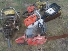 Vintage old Mixed lot of Chainsaws Sydney City Inner Sydney Preview