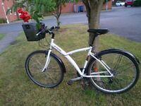 Lady's City Bike B'twin Original 300
