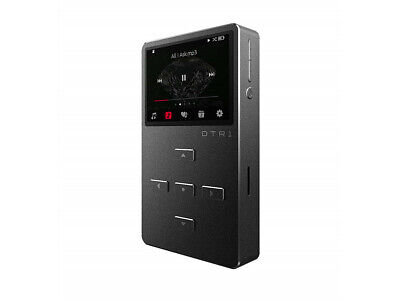 Dethonray DTR1 Prelude AK4490EQ Linux OS HiFi Audiophile Lossless Music Player ()