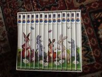 Full set of Watership Down DVDs