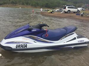 Yamaha Jet Ski FX 160 2004 3 seater 4 stroke Mango Hill Pine Rivers Area Preview