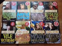 22 Kids Books including HORRIBLE HISTORIES and DAVID WALLIAMS