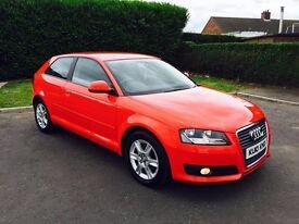 2010 Audi A3 1.6 TDI ** FULL HISTORY/£20 TAX PER YEAR! ** (a4,passat,jetta,golf,leon,bora)
