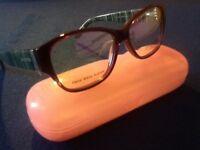 Glasses frames