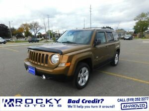 2011 Jeep Patriot - Drive Today | Great, Bad, Poor or No Credit