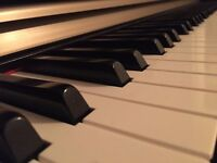 Piano lessons available in Macduff from experienced tutor