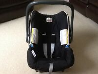 Britax car seat for baby