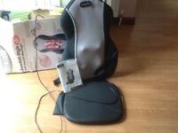 Homemedics seat massager