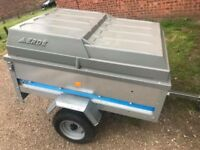 Larger erde sy150 trailer + Abs hardtop