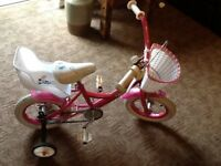 Childs (girls) bike in good condition £20