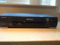 PANASONIC VIdeo player Sale. Unwanted but in excellent working condition.