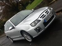 2006 MG ZR 1.4 3 DOOR HATCHBACK WITH LOW MILEAGE WITH 12 MONTHS WARRANTY INCLUDED