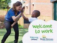 Nursery Lead Practitioner - EDINBURGH