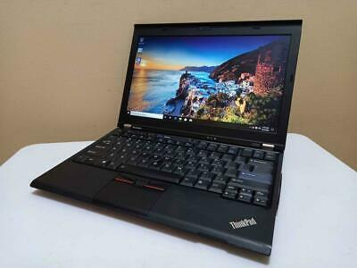 Laptop Windows - Lenovo x220i (i3, 320gb, 4gb, windows 10)