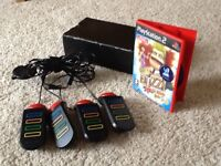 Play station 2 game Buzz the music quiz 3+ and 4 controls