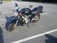 Suzuki 600cc bandit