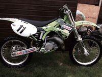 Kx 125 2003 (not cr, ktm, yz, rm)